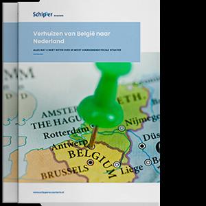 Verhuizen van belgie naar nederland