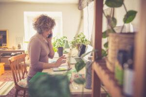 Thuiswerken en reiskostenvergoeding