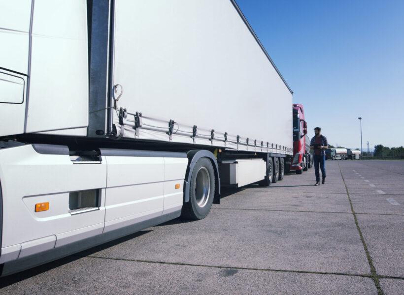 Invoering vrachtwagenheffing